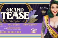Image for event: Grand Tease 2019