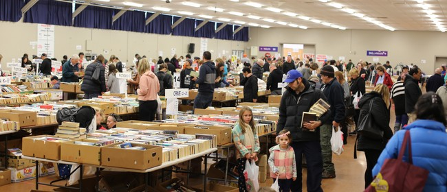2019 Red Cross Annual Book Sale 2019