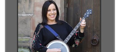 Angela Usher This Years Banjo Tutor & Performer @ Ceol Aneas