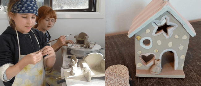 Creative Clay Course for Children