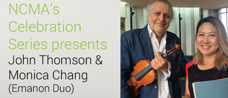 NCMA's Celebration Series: John Thomson and Monica Chang