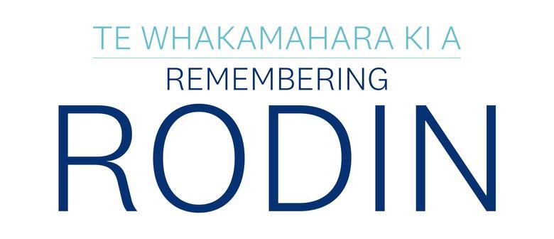 Remembering Rodin
