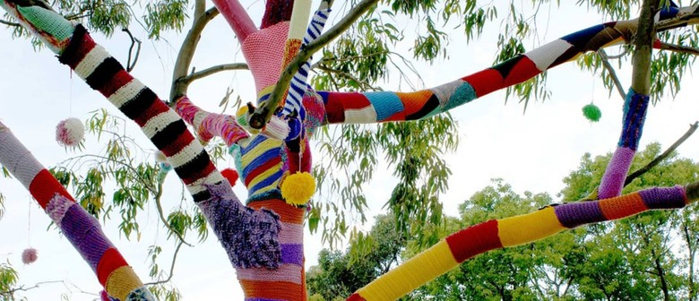 Let's Go Yarn-Bombing!