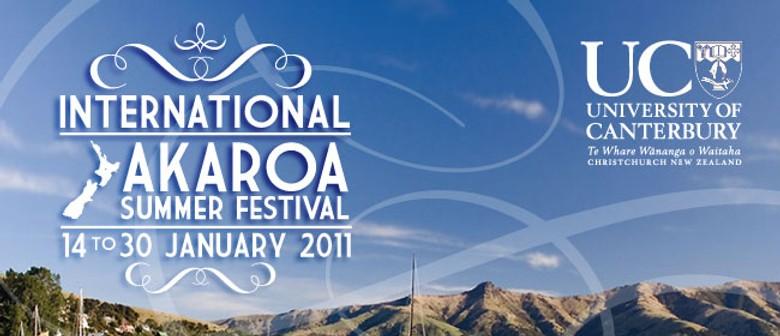 International Akaroa Summer Festival - Gold Mine Variations