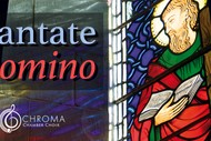 Image for event: Chroma Chamber Choir: Cantate Domino