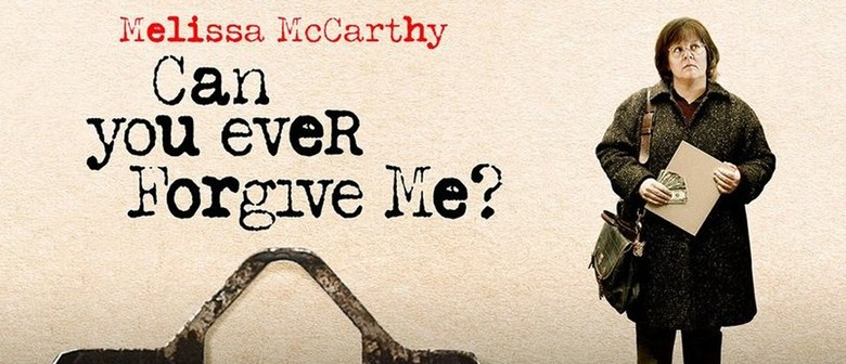 Flicks Cinema - 'Can You Ever Forgive Me?'
