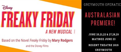 Disney's Freaky Friday a New Musical