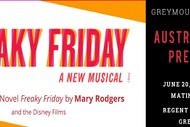 Image for event: Disney's Freaky Friday a New Musical