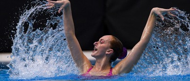 North Island Synchronised Swimming Championships