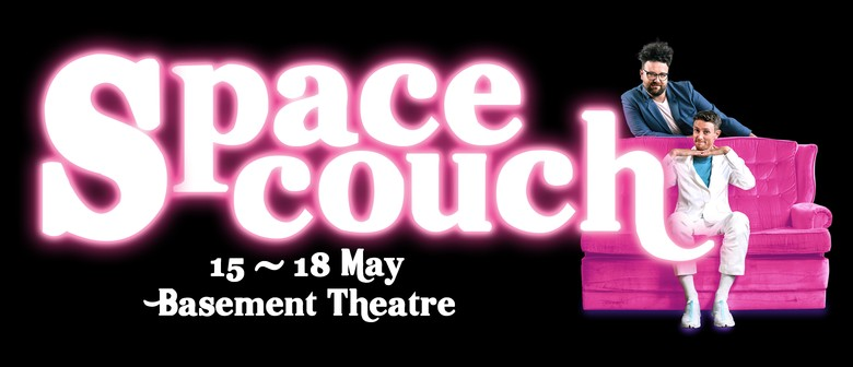 Space Couch: A Live Comedy Chat Show