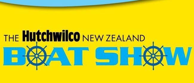 Hutchwilco New Zealand Boat Show 2019