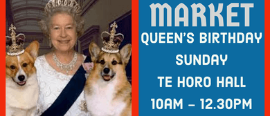 Queen's Birthday Market