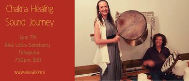 Chakra Healing Sound Journey