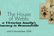 The House of Webb Exhibition