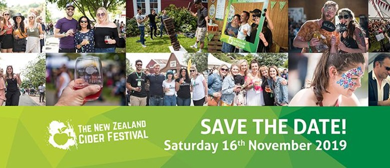 The NZ Cider Festival 2019