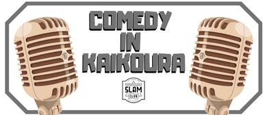 Comedy In Kaikoura