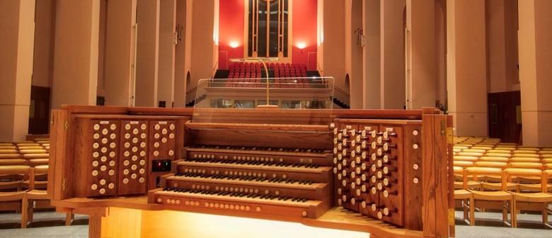 International Organ Recital - Hans Uwe Hielscher