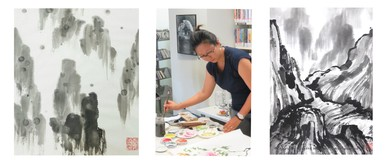 Chinese Painting with Ginette Wang: CANCELLED