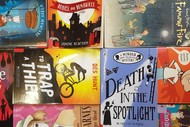 Image for event: Library Detective Academy