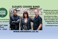 Image for event: Elevate Trio Covers Band