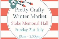 Image for event: Pretty Crafty Winter Market