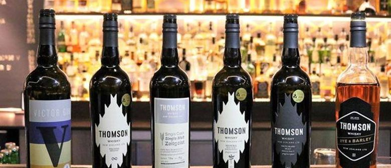 Thomson Whisky Master Class