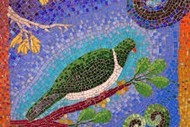 Winter Warmers Craft Mosaics Workshop