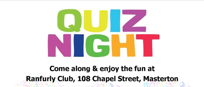 Quiz Night Fundraiser