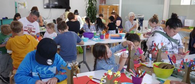 Kids Drop-In Art Days