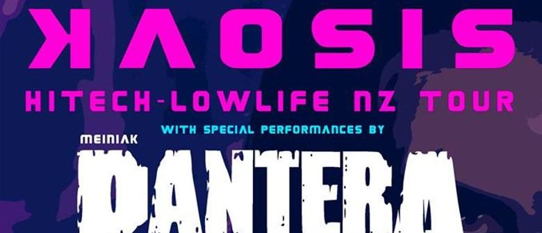 Kaosis: Hitech Lowlife Tour