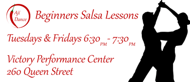 Beginners Salsa Lessons