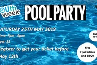 Image for event: Youth Pool Party - Ages 12-18 - YMCA Youth Week