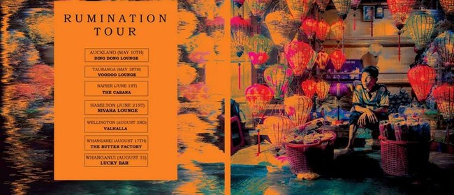 Crooked Royals Rumination Release Show: CANCELLED