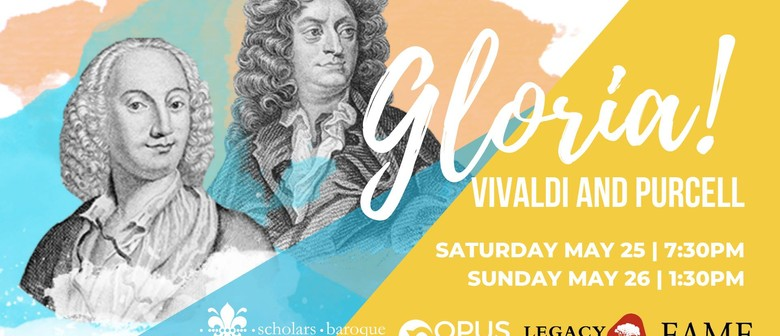Gloria! Vivaldi and Purcell by the Scholars Baroque Aotearoa