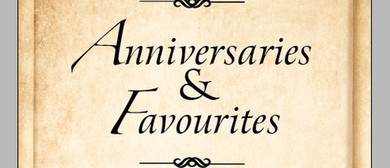 Cantorum - Anniversaries and Favourites
