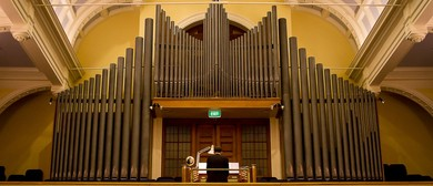 Restoring the organ 2019 Organ Fundraiser Concert Series