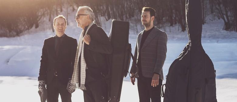 Creative Jazz Club:  John Pål Inderberg Trio (Norway)