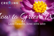Image for event: How to Grieve Well
