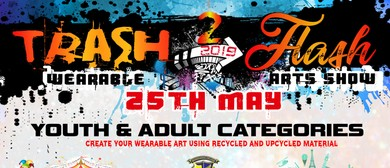Trash 2 Flash Wearable Arts Show 2019