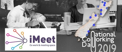 Celebrate National Co-working Day with iMeet