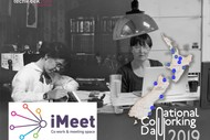 Image for event: Celebrate National Co-working Day with iMeet