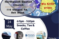 Image for event: Bell Block Quiz Night