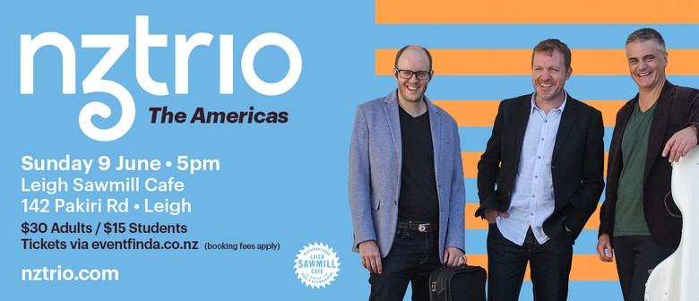 NZTrio: The Americas