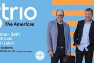 Image for event: NZTrio: The Americas