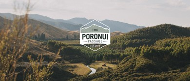 The Poronui Passage - Trail Run or Mountain Bike