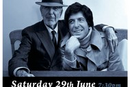 Image for event: The Music of Leonard Cohen - A Journey - 1967 to 2016