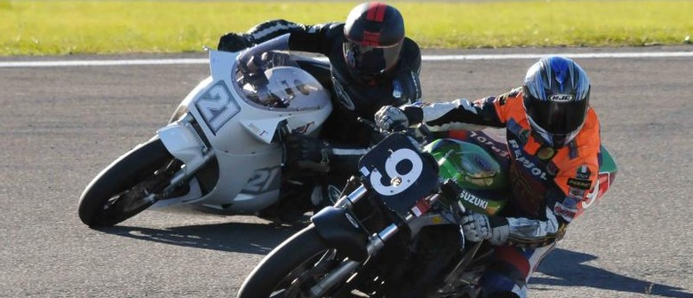 Victoria Motorcycle Club TSS Motorcycles Road Race Series