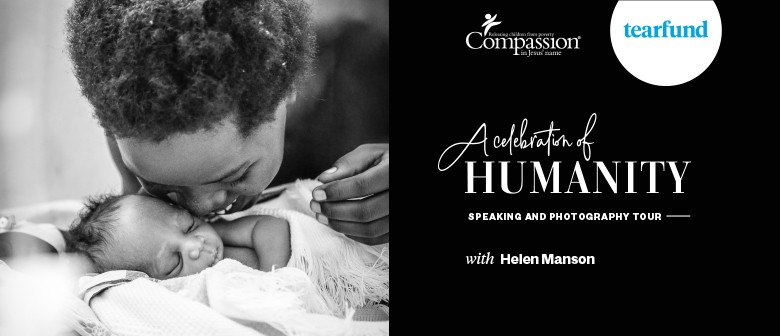 A Celebration of Humanity: With Helen Manson (Women's Event)