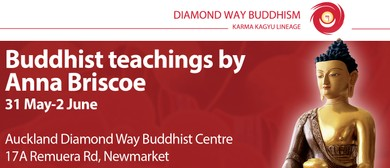 A Weekend of Buddhist Teachings