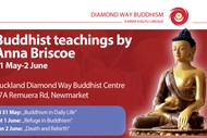 Image for event: A Weekend of Buddhist Teachings